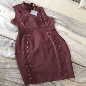 Missguided Dresses - NEW Bandage/bodycon dress